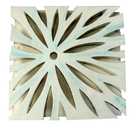 """""""Sombras encontradas"""", 2011, 10"""" x 10"""", 25x 25 cm."""