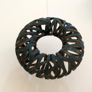"""""""Armonía de sombras de la tierra"""", 2014 (1 del conjunto de 9 piezas)"""