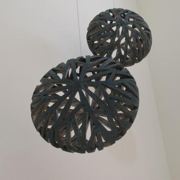 """""""Armonía de sombras de la tierra"""", 2014 (2 del conjunto de 9 piezas)"""