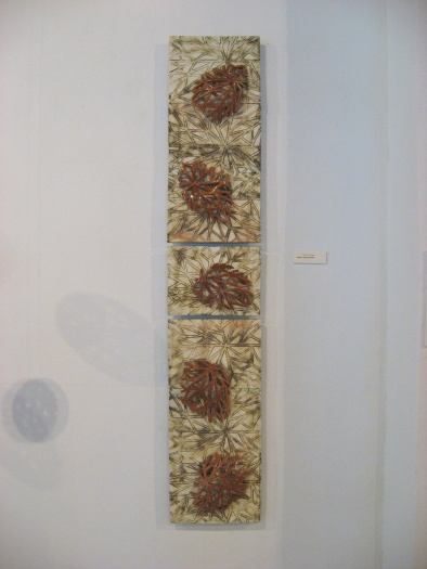 """Sombras fragmentadas"", 2010"