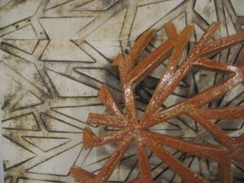 """Sombras fragmentadas"", 2010 (Detalle)"
